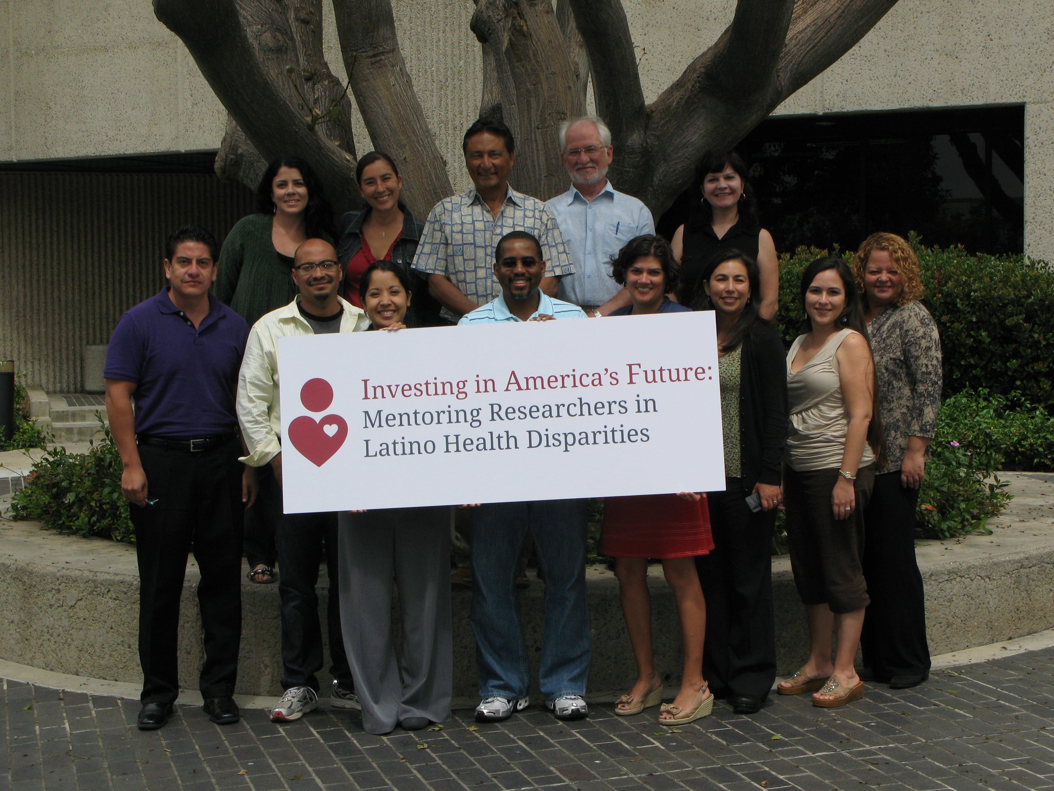 Investing In America's Future: Mentoring Researchers in Latino Health Disparities
