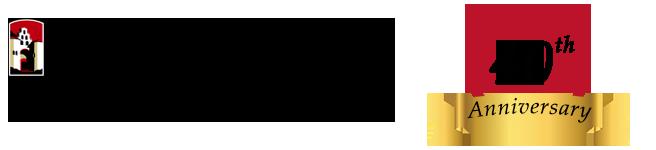 SDSU School of Public Health 40th Anniversary Logo