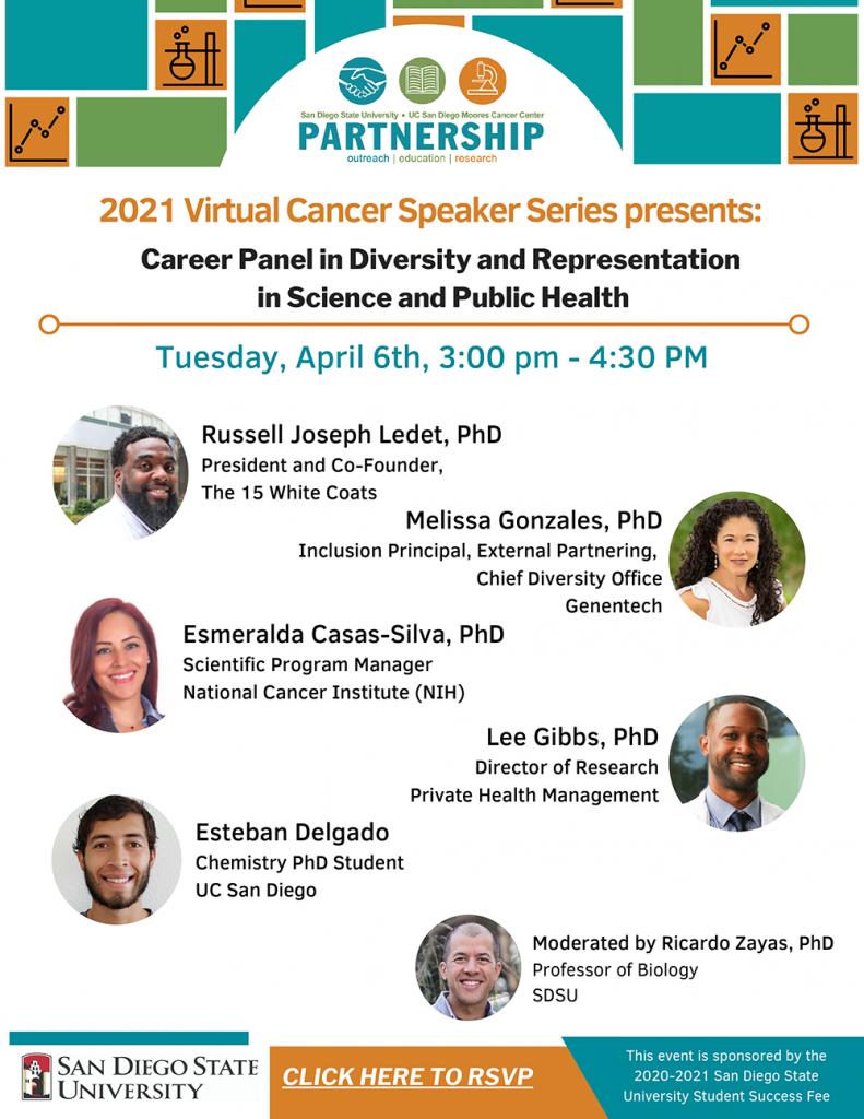 Career Panel Flyer