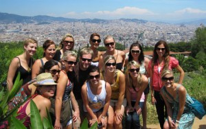 A world of opportunity exists for GSPH students going abroad!
