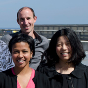 GSPH faculty part of new Center for Oceans and Human Health!