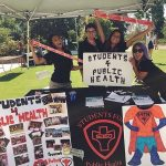 SP4H table at Explore SDSU