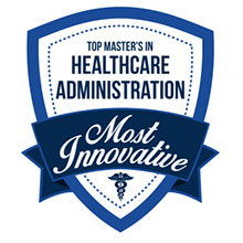 GSPH Ranked #2 Among the 50 Most Innovative University Healthcare Administration Departments!