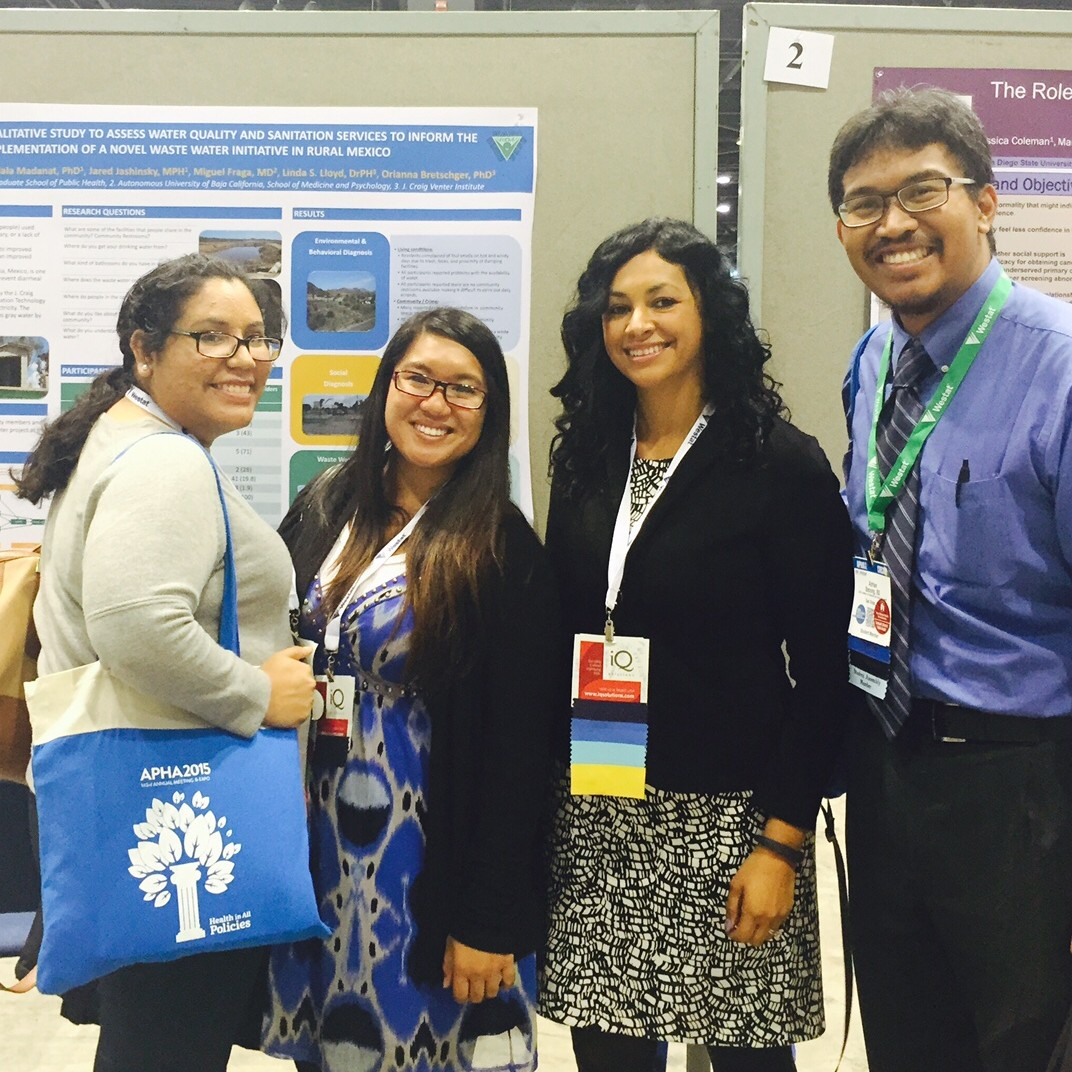 GSPH Students/Faculty Attend the 2015 APHA Conference – See the Photos!
