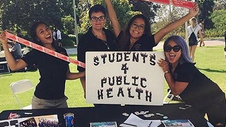 Featured Club - Students 4 Public Health