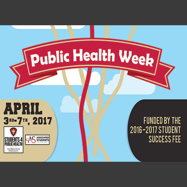 April 3-7, 2017 – Public Health Week Events, All Week Long!