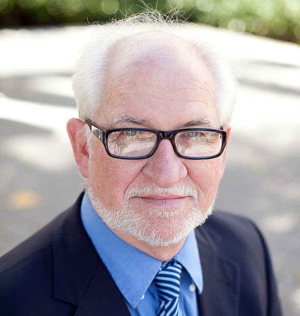 John Elder will receive the Teaching Excellence Award for decades spent serving San Diego's communities.