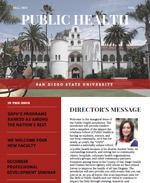 Download the Fall 2017 GSPH Newsletter