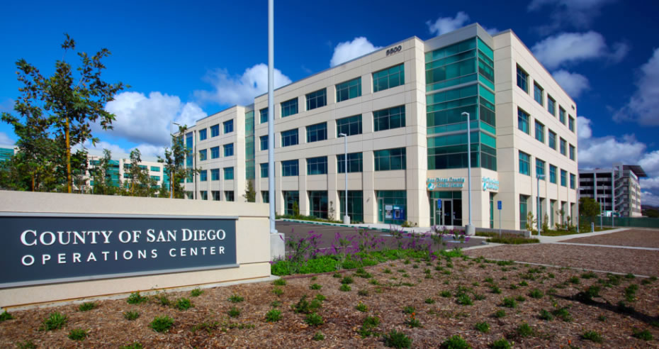 San Diego County Operations Center