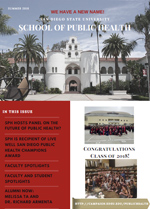 Download the Summer 2018 SPH Newsletter