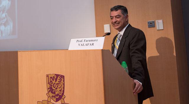 Dr. Faramarz Valafar