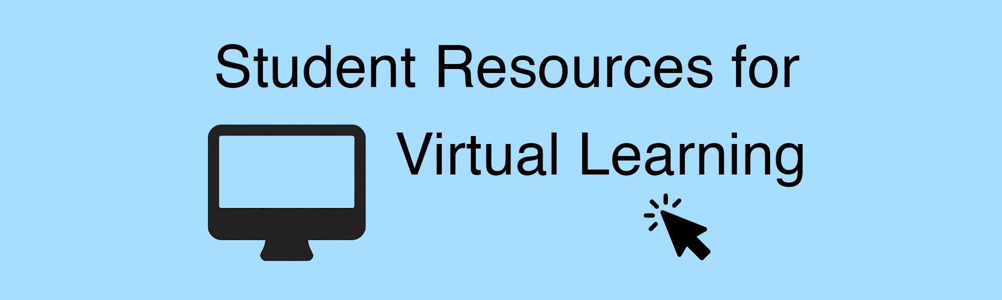 Student Resources for Virtual Learning From the SDSU Library