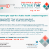 Planning to apply to a Public Health School or Program? Attend the TIPH Virtual Fair to learn more about ASPPH Member Public Health Schools & Programs. Applicants are invited to attend this unique virtual event where you can conveniently and efficiently meet admissions representatives from Public Health Schools & Programs in a live. Register to attend the free virtual fair to learn more about public health programs. Save your valuable time by meeting admissions representatives in live chat sessions online. Have your questions answered without ever leaving the comfort of your computer. Only a one-time registration required to meet multiple academic institutions.
